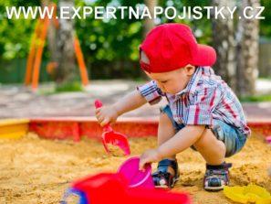 Úrazové pojištění dětí - Chlapec zakopl ve školce okamen úraz expert napojistky Jarmila Mlýnková