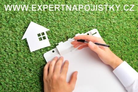 Pojištění nemovitosti domácnosti Expert napojistky Jarmila Mlýnková